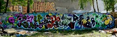 HH-Graffiti 2460 (cmdpirx) Tags: street urban color colour art public up painting fun graffiti nikon paint artist 7100 d space raum character kunst strasse tag hamburg humor can spray crew vandalism letter hh hip hop aerosol tagging farbe bombing throw fatcap ffentlicher kuenstler
