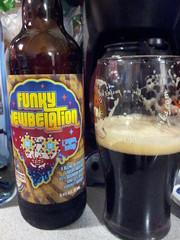 He'Brew Funky Jewbelation (2015) (Pak T) Tags: beer bottle drink beverage samsung funky alcohol hebrew tmobile app beerporn shmaltz jewbelation shmaltzbrewing untappd samsunggalaxys2 samsunggalaxysii