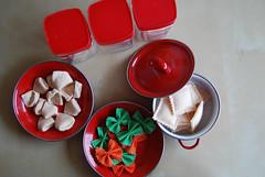 150525pasta06 (glaramknits) Tags: toys diy felt playfood playkitchen