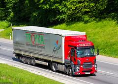 Ford Cargo 1846T / Troyka (TR) (almostkenny) Tags: ford truck turkey trkiye cargo camion tr lkw troyka ciarwka 1846t 34ye6370