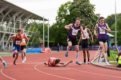 DSC_2552 (Adrian Royle) Tags: people field sport athletics jump jumping nikon track action stadium running run runners athletes sprint throw loughborough throwing loughboroughuniversity loughboroughsport