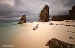 Isla Malcapuya (rawen balmaa imagery) Tags: longexposure seascape seastack canon1022mmefs hoyafilter coronpalawan leefilters canon7d malcapuyaisland rawenbalmaa yongnuointervaltimer manfrottobefreetripod malcapuyaislandculionpalawan