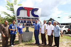 Majlis pelancaran RTC Sarawak, Sibuti 30/04/2016 (Najib Razak) Tags: sarawak pm primeminister rtc 2016 perdanamenteri najibrazak majlispelancaranrtcsarawak sibuti30416