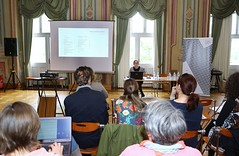 """Museums and society: Opportunities and Challenges in EU"". Report about the EMEE conference at the National Museum of Contemporary History, Ljubljana/Slovenia, on 13th May 2016 • <a style=""font-size:0.8em;"" href=""http://www.flickr.com/photos/109442170@N03/26801703550/"" target=""_blank"">View on Flickr</a>"