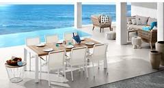 L'estate  alle porte scopri la selezione di tavoli per esterno di mondoarredamento (Mondo Arredamento) Tags: giardino esterno tavoli
