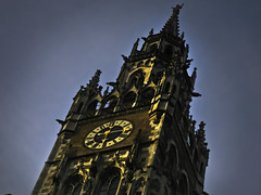 029 clock (jasminepeters019) Tags: clock europe time clocktower timepiece europetrip ticktock 100shoot