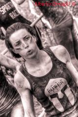 Reebok Spartan race n.4 (Alberto04) Tags: blackandwhite italy sport race europa europe flickr italia foto bn hdr biancoenero spartan corsa reebok gara photomatix canoneos700d reebokspartanrace
