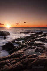 The sea of Calafuria! (Federico Giraudo) Tags: friends sunset sea sun apple water beautiful rock reflex nikon raw tramonto memory toscana photoshot livorno raggi bellissimo d90 sensazione incrediblenature worldwidelandscapes