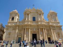 Noto (Sr) - La splendida Cattedrale barocca (Luigi Strano) Tags: italy europe italia noto sicily sicilia siracusa cattedralenoto