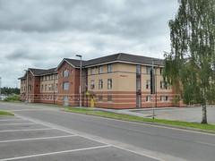 Staffordshire University Leek Road Campus, Shelton, Stoke-on-Trent, Staffordshire, England (PaChambers) Tags: road uk england west campus university stokeontrent leek staffordshire midlands potteries 2016