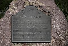 Fort Bragg Marker (dcnelson1898) Tags: california outdoors photography coast nikon highway1 pacificocean fortbragg mendocinocounty