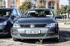 Ireland (Kildare) - VW Jetta VI (PrincepsLS) Tags: ireland irish berlin vw germany plate license ke jetta spotting dara vi kildare cill