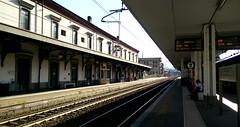 E436.360 TEC 43307 a Bussoleno (TO) (simone.dibiase) Tags: e436 linea torino orbassano modane bussoleno bardonecchia merci stazione mf sncf scalo fascio arrivi tec 43307 360 train station binario 2 due treno astride