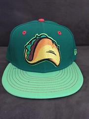 2016 Fresno Grizzlies Tacos Alternate Hat (black74diamond) Tags: hat tacos fresno alternate grizzlies 2016