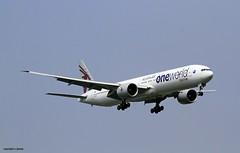 Qatar One World A7-BAB  _MG_0198 (M0JRA) Tags: world london one flying airport heathrow aircraft planes qatar a7bab