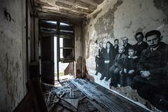 Ghosts of Ellis (George Corbin) Tags: newyork hospital ellis decay ruin immigration immigrant ellisisland urbex georgecorbin