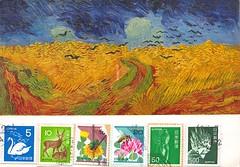 jp_briefmarken (Dirk Bohrig) Tags: postcrossing postkarte postkarten briefmarken
