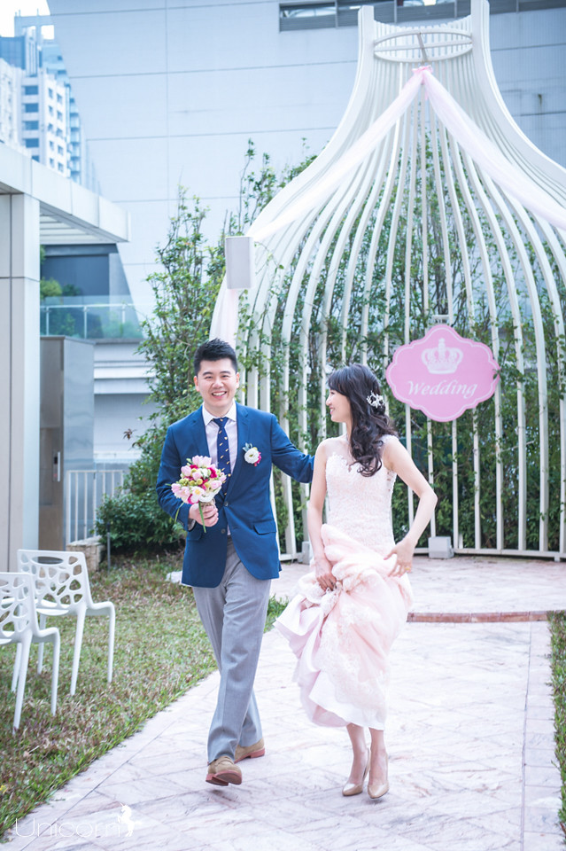 《婚攝一条》炳耀 & 玟欣 / 林酒店