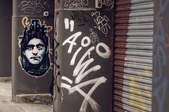 Street art in Stockholm (Kai Metso) Tags: street urban art graffiti nikon sweden sdermalm d200 stockhom