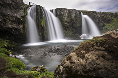 _MG_2611 (Birgitte Winther-Hinge) Tags: canon6d canon canon1740 iceland island iceland2016 island2016 landscape longexposure water waterfall outdoor
