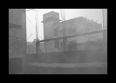 Fire in Dhaka - Bangladesh (Vincent Karcher) Tags: bangladesh dhaka street fire burning documentary documentaire rue reportage reporter intense sad black white noir et blanc asia vincentkarcherphotography vincent karcher photography world travel project people portrait firefighter light asie