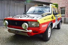 Renault 20 Turbo 4x4 (1981)