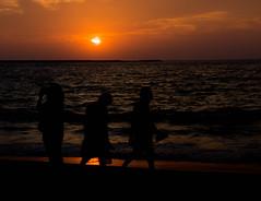 Red Sun (aaronarago29) Tags: dubai photography seaside sunset