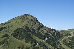 A Road Cut through the Hills (TheBeesKnees85) Tags: road travel summer mountain green nationalpark asia flickr taiwan   taroko     tarako hehuanshan