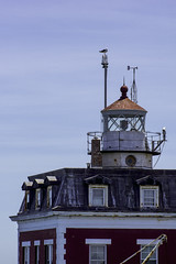Ernie, Is That You? (joegeraci364) Tags: ocean new york sea lighthouse building history beach nature water architecture outdoors island coast marine long spirit connecticut ghost structure shore maritime sound nautical paranormal navigation