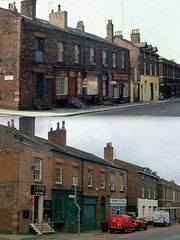 High Street, Wavertree, 1978 and 2016 (Keithjones84) Tags: liverpool oldliverpool rephotography thenandnow history merseyside architecture