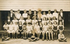 1939 3A (coffslocalhistory) Tags: coffs harbour public school