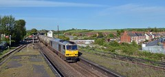 60099 at Barnetby (robmcrorie) Tags: train rail class lincolnshire british lindsey tug railways freight 60 kingsbury tanks dbs barnetby 60099 6m24