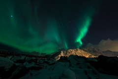 DSC_2757 (tomas.bartusek) Tags: norway aurora lofoten northernlights auroraborealis polarlights
