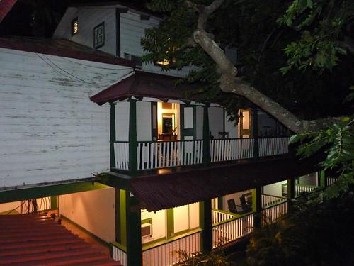Jayuya, Hacienda Gripinas balcony  (2)