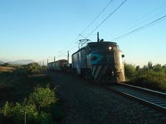 Relajadamente (daniel_01986) Tags: tren eeg breda teno locomotora electrica e32 carga fepasa e3208