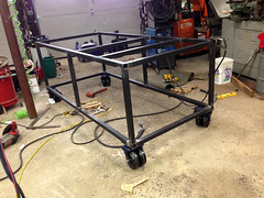 Roger Fries Table Saw project