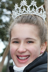Princess (wyojones) Tags: woman tiara cute girl beautiful smile hair pretty texas princess coat houston parade brunette lovely trailride houstonlivestockshowandrodeo prettymiss missteentexas wyojones houstonlivestockshowandrodeoparade