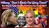 "Hillary Clinton ""Don't Feels No Way Tired!"" - The Red Carpet (LanceScurv) Tags: president newworldorder humanrights billclinton hillaryclinton racism civilrights chameleons mindcontrol democraticparty barackobama 2016 republicanparty gaycommunity patriciaarquette markrubio scurvin lgbtcommunity scurv southerndrawl codedlanguage hattiemcdaniels blackagenda lowerclasscitizens lancescurvin lancescurv thelancescurvshow"