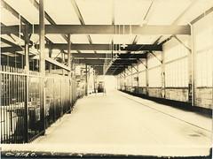 Ashmont station interior