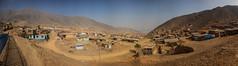 Panormica de Cerro Camote - Per (Martn Crdova Japay) Tags: sky tree children lima panoramic per hills cerro panoramica arenal camote