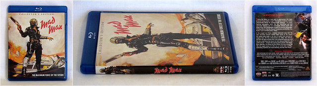 MAD MAX Shout Factory Collectors Edition