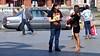 P1040422 (Franc Le Blanc .) Tags: people lumix candid panasonic streetphoto shertogenbosch stationsplein rokjesdag