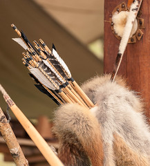 Mittelaltermarkt Kllerbach (gammarART) Tags: birds canon eos owl falcon 5d markt burg saarland ambiente falke mittelalter eule genehmigt kllerbach