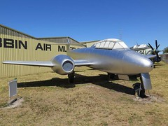 """Gloster Meteor T.7 1 • <a style=""""font-size:0.8em;"""" href=""""http://www.flickr.com/photos/81723459@N04/26759305984/"""" target=""""_blank"""">View on Flickr</a>"""