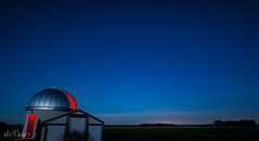 Light pollution . . .  (Explored) (Dr. Farnsworth) Tags: light red night mi spring ngc observatory vision westlake pollution dome grandrapids ng mcc nationalgeographic muskegon beautifulcapture nationalgeographicgroup muskegoncommunitycollege may2016