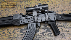 SDM AK103 with PK-A Red-Dot (SveenysArmory) Tags: sdm guns weapons ak47 firearms reddot akm pka gunporn polytech type56 ak103 norinco chineserifle firearmphotography gunfanatics sveenysarmory akfans