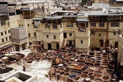 Fes El Bali Morocco-Medina-Tanneries.1-2016 (Julia Kostecka) Tags: morocco medina fes tannery feselbali