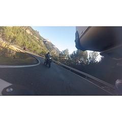 Action!!! @goproes #ilovemygsa #gsadventure #ontheroad #nicepic... (OriolGaldon) Tags: bike ontheroad bikelife nicepic gsadventure instabike uploaded:by=flickstagram goproes instagram:photo=114583411184925235014839912 ilovemygsa