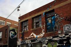 Fitzroy/Collingwood 16-05-16 (Divided Creative) Tags: city urban streetart art outdoors graffiti mural collingwood fitzroy australia melbourne victoria kaffeine adnate juddyroller
