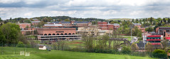 FSU Panorama (Western Maryland Photography) Tags: panorama maryland frostburg frostburgstateuniversity alleganycounty ef70300mmf456isusm canoneos6d